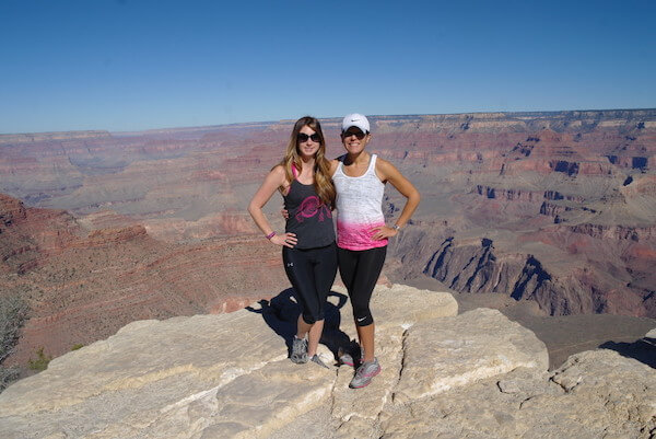 Hiking the Bright Angel Trail inspiration