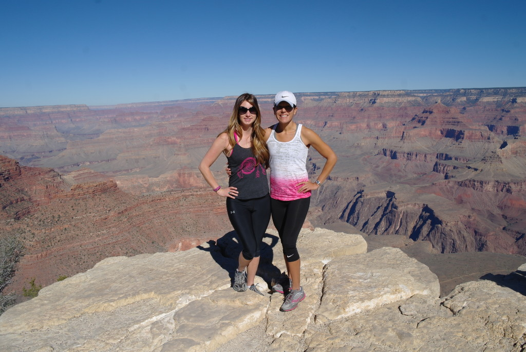 Besties in the Canyon