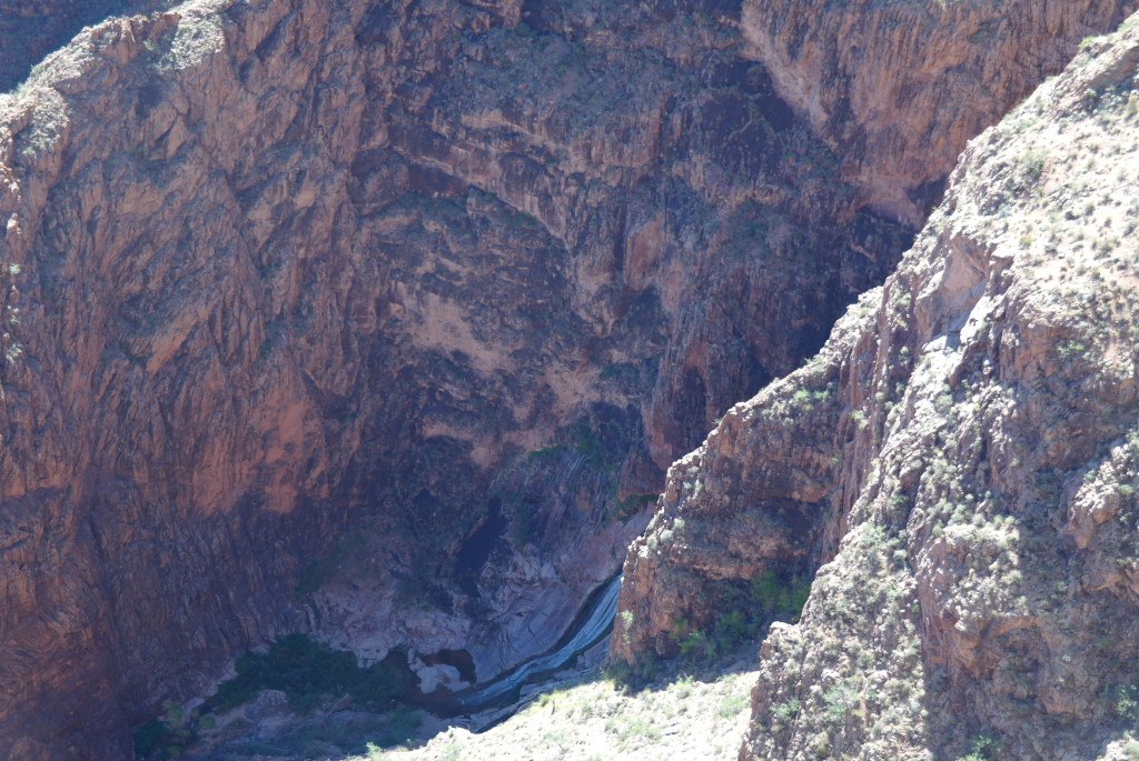 Down way below you will find the famous waterfall Havasu Falls