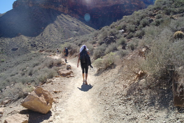 Beginner Tips for hiking the Grand Canyon