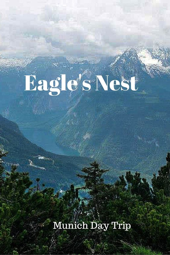 Don't miss out on this amazing day trip From Munich, to go see Eagle's Nest, a cabin nestled in the Bavarian Alps. Click here to keep reading!
