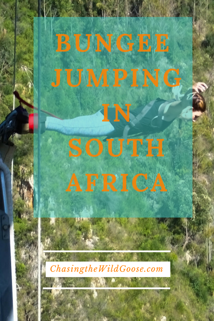 Bungee Jumping in South Africa would be a leap I would never forget. Read more to find out if I survived the 900 meter jump.