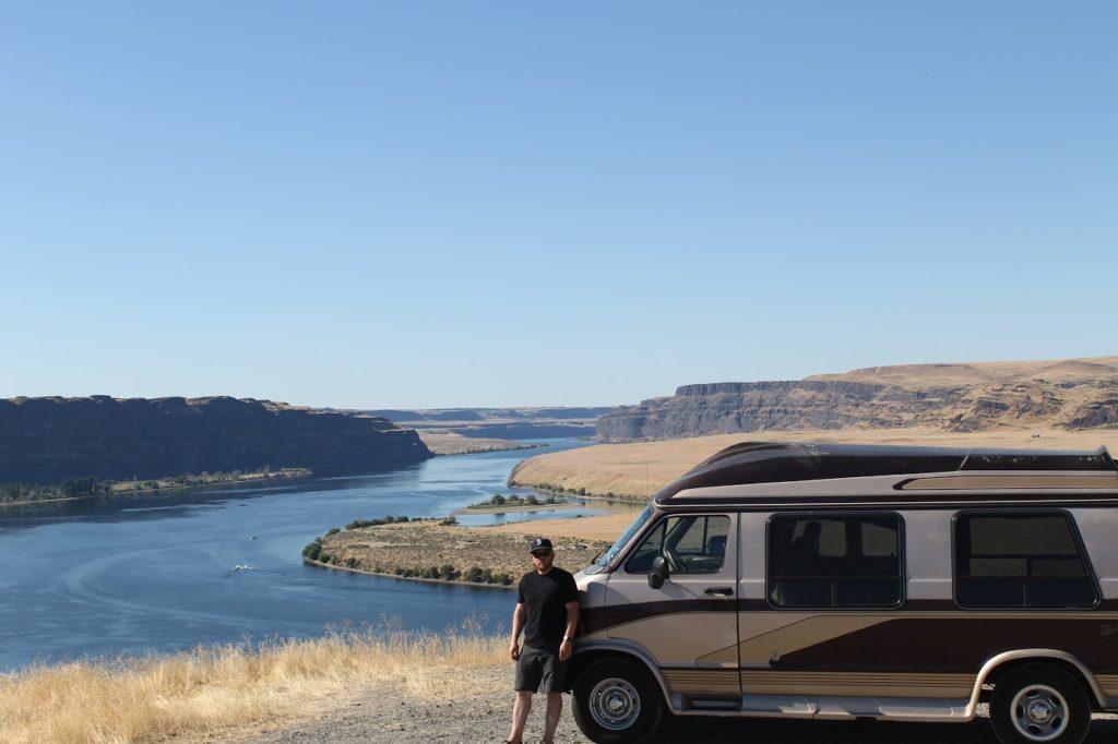 Convert a camper van