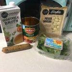 Vegan Tomato Gnocchi Soup