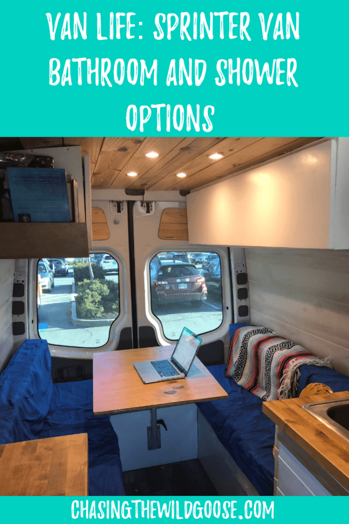 Do you need a bathroom in your camper van. Sprinter van build tips for van life