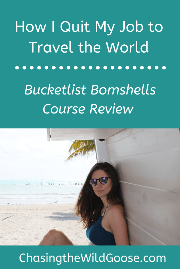 Bucketlist Bombshells Course Review. Learn how to make money online.
