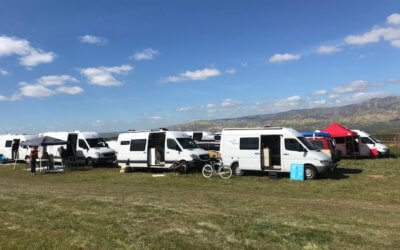 Tips for Your First Vanlife Gathering