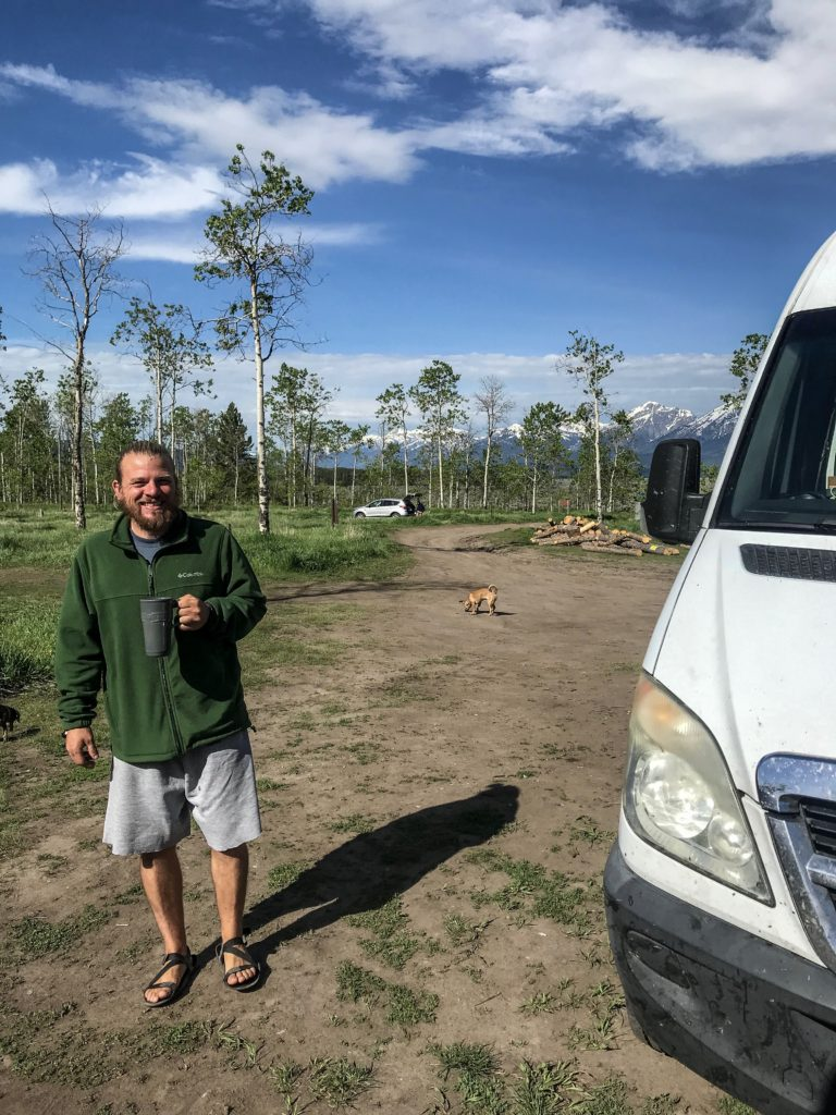 Van Life Guide To Jackson Hole Wyoming