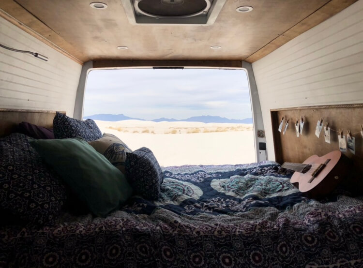 best vanlife destinations