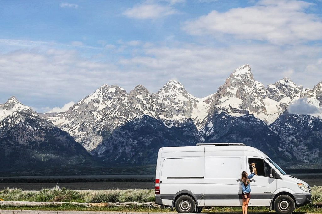 Van Life Guide: How to Find Free Camping Spots - Chasing the