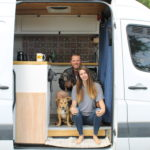 Tips for Van life with Dogs