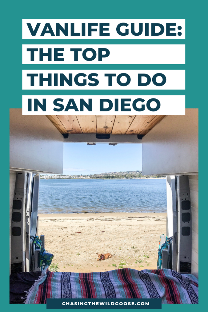 Vanlife guide the top things to do in San Diego