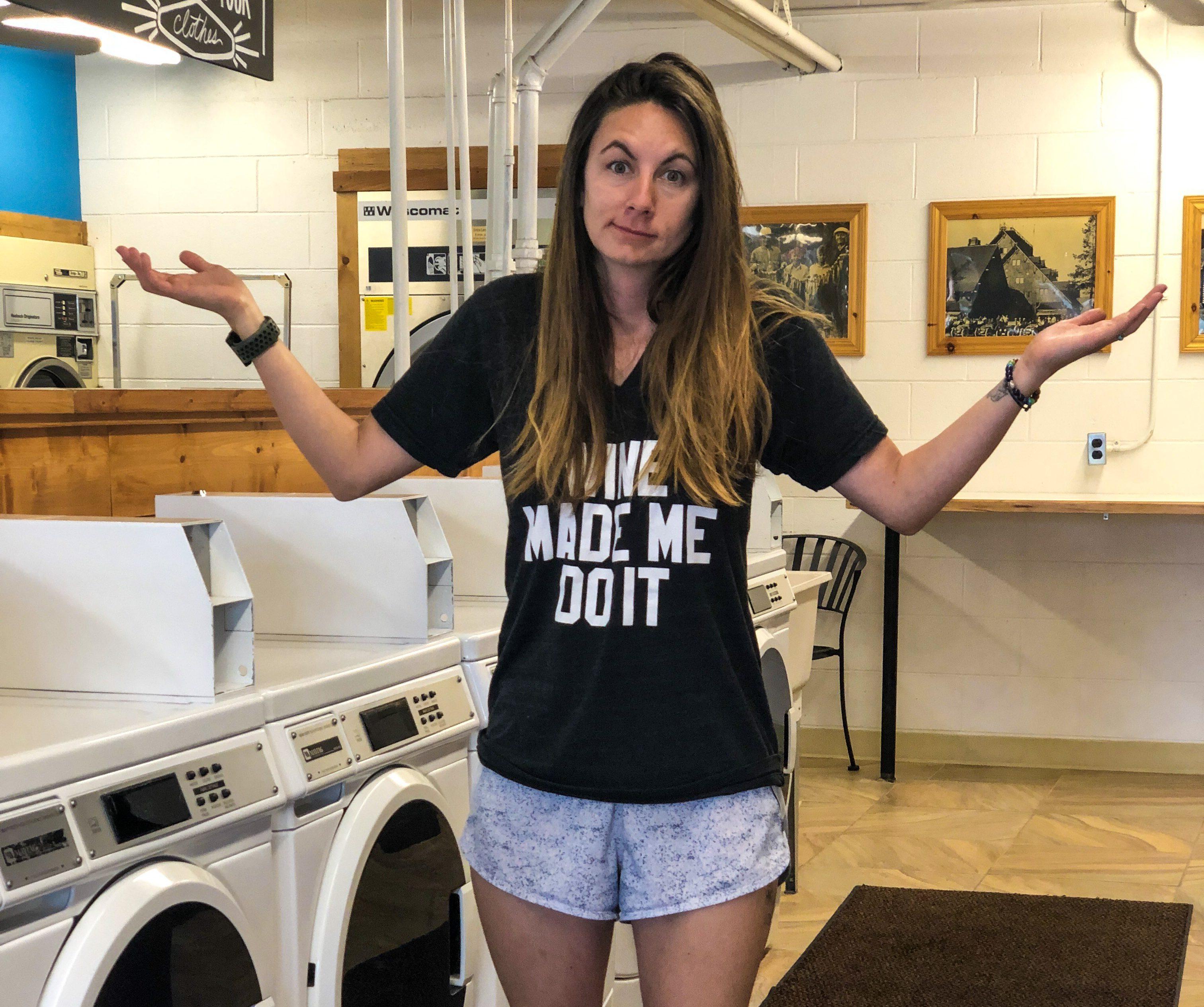 Vanlife Laundry Tips