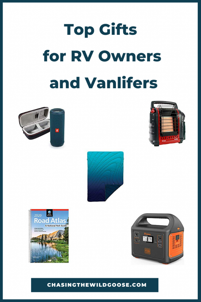 Top Gifts for RV Owners and vanlifers