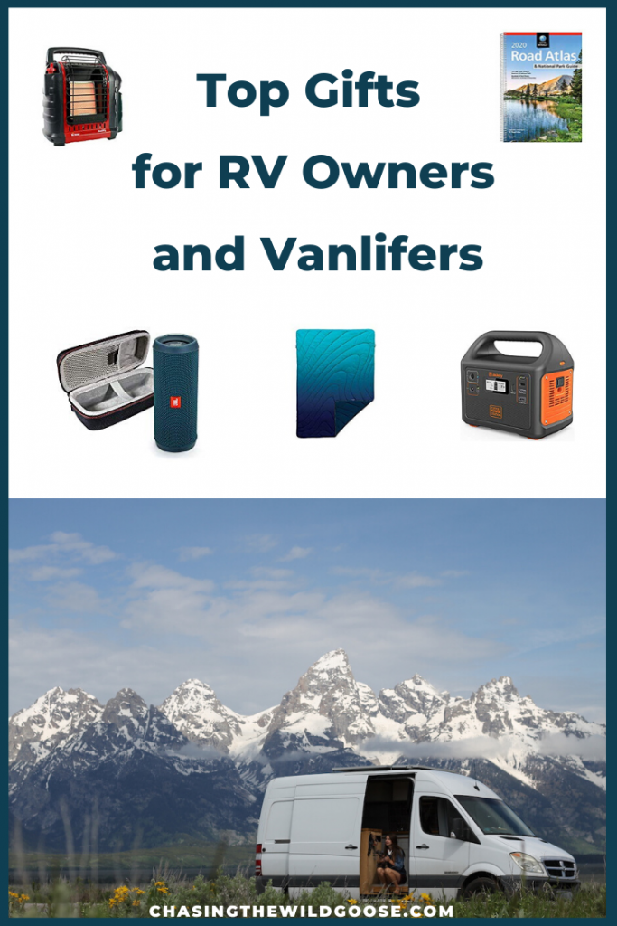 holiday gifts for vanlifers
