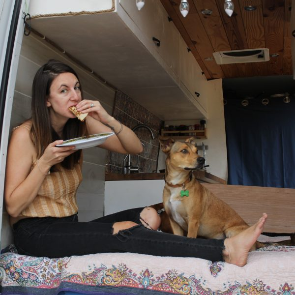 vanlife recipes
