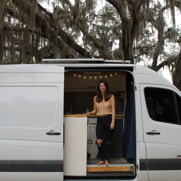vanlife in Florida