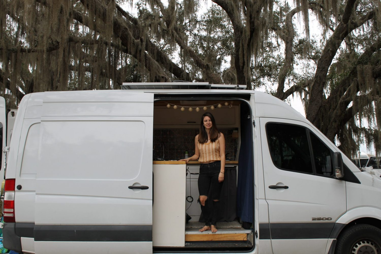 vanlife in Florida