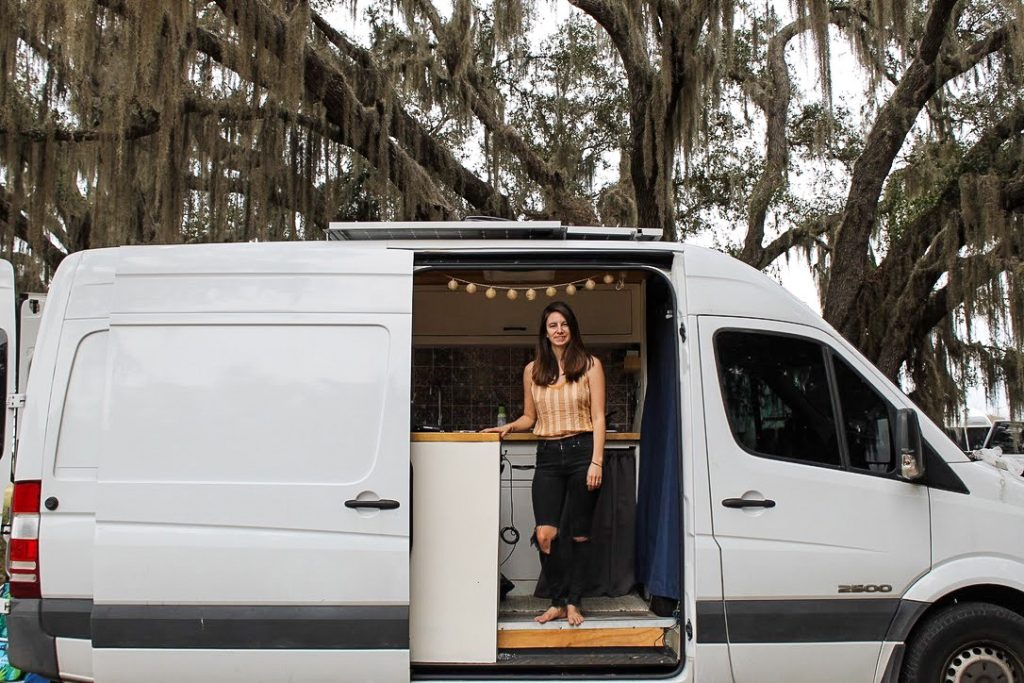 best vans for van life
