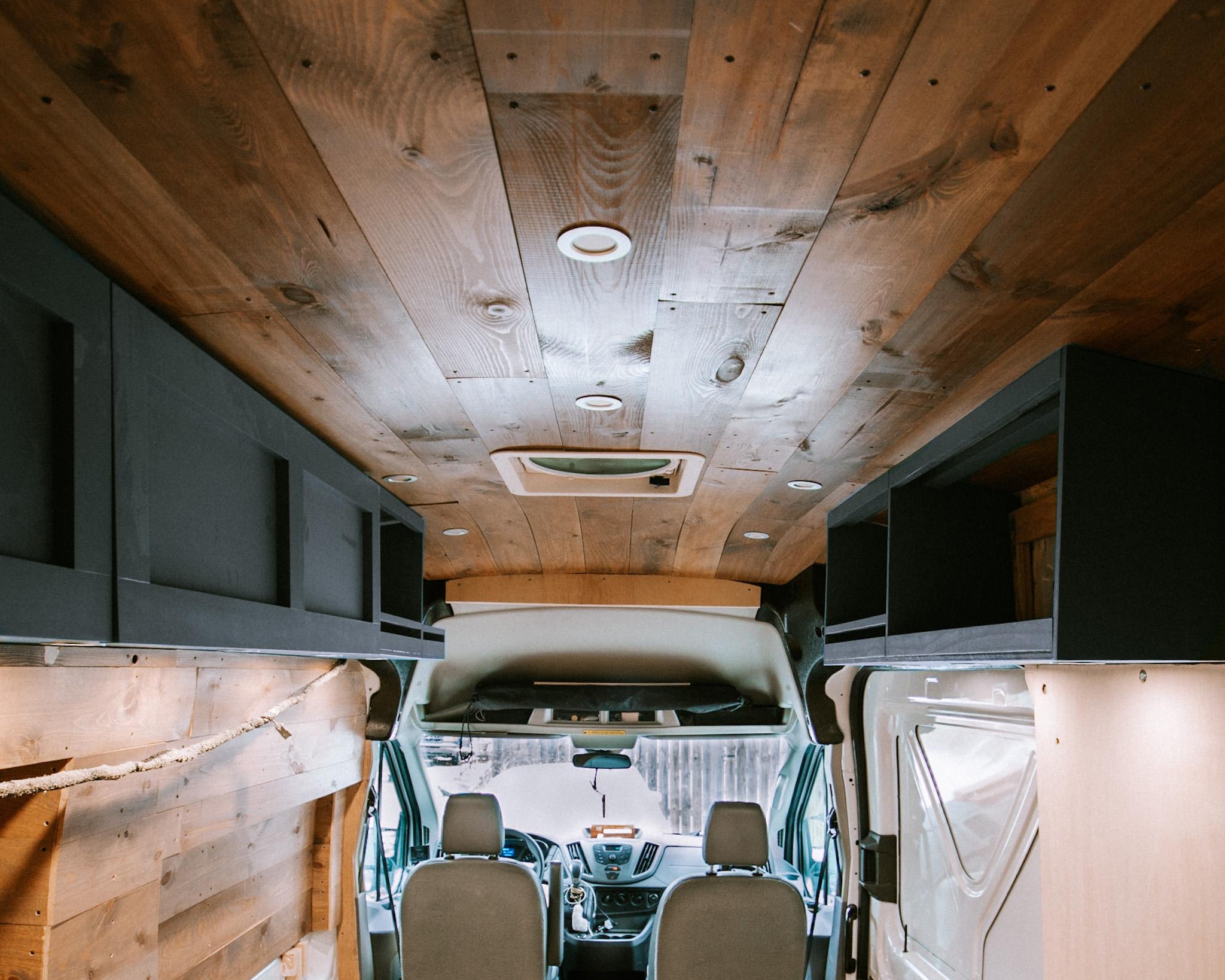 campervan cabinets